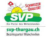 SVP Bezirkspartei Münchwilen